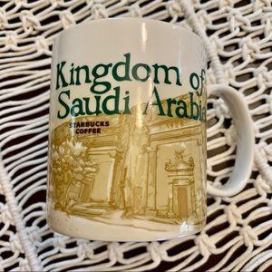 Starbucks Kingdom of Saudi Arabia Mug